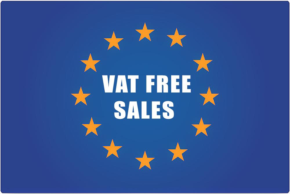 Cinelight VAT Free Sales (No VAT TAX)